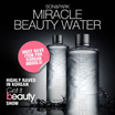 ❤ENDING SOON !!! $19.90 NETT!!! ❤#1 BESTSELLER❤AMAZING RESULTS★BETTER THAN SK2★FAMOUS KOREAN CELEBRITY MAKE-UP ARTIST★BEAUTY WATER/FLAWLESS SKIN/EXFOLIATES/SOFT-SKIN/MOISTURIZES★