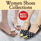 [BUY 1 GET 1] New Arrival Women Shoes / flats Shoes /Sports Shoes Women / Casual Shoes / Best Seller