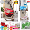 PE rattan relaxation swing chair