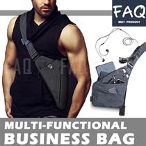 ★FAQ★FINO Digital Storage Package★Multi-Functional Business Shoulder Bag★Anti Theft★Water Proof