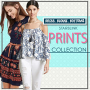 Prints Collection [S-XL] Dress. Blouse. Tops. Bottoms