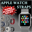 50% OFF! APPLE WATCH STRAP.SERIES 1 and 2 COMPATIBLE. HIGH QUALITY BANDS.100% SATISFACTION.