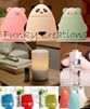 [Funky creations] Local Seller Fast Delivery Local Warranty Shop Assurance Mini Humidifier For Home Work Car Full Retail Packaging