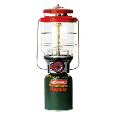 コールマン (Coleman) 2500ノーススター LPガスランタン(レッド) 2000015521 [分類:アウトドア用品 ランタン ガス式] 送料無料の画像