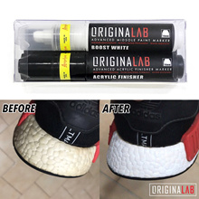 ★ ORIGINALAB ★ MIDSOLE MARKER PAINT ★ HYDROPHOBIC SPRAY ★ SNEAKERHEAD ★ BOOST WHITE ★ NMD