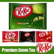 ★NEW★BUY 2 FREE SHIPPING★KITKAT Premium HighQuality Green Tea Matcha 12 sheets×5 bags!!