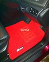 CUSTOMISED CAR MATS (CCM) - GOOD QUALITY 99% FIT FOR SEDAN/SUV/MPV.