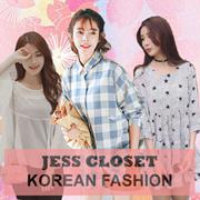 DRESSES NEW ARRIVAL FLAT PRICE] 2017 Korea women fashion style long / short sleeve  DRESSES / blouse