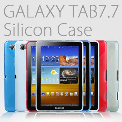【送料無料】人気で品薄 人気の4色! サムスン(SAMSUNG) GALAXY Tab 7.7 Plus SC-01E対応 ドコモ タブレット NTTドコモ 有機ELディスプレイ搭載タブレット端末 プライベートにもビジネスにも使える手堅い作りのタブレット 最新シリコン保護カバーケースの画像