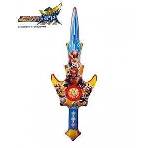 【クリックで詳細表示】玩具 おもちゃ 仮面ライダー鎧武 ガイム やわらか武器コレクション ×12個 0331750 【直送品の為、代引き不可】