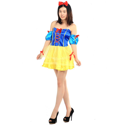 FJKコスチューム白雪姫BFJK-007コスプレ衣装