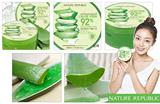 MERDEKA SALES ONLY! Natural Republic 92% Aloe Vera Soothing Gel ( 2 Units)