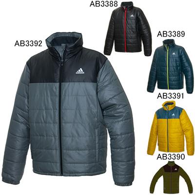 アディダス (adidas) M ベーシックパッデドジャケット ABM50 [分類:ダウンジャケット・コート他 (メンズ・ユニセックス)] 送料無料の画像