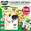 [NO PURCHASE!] 6sachets Giftbox for you to try it out!
