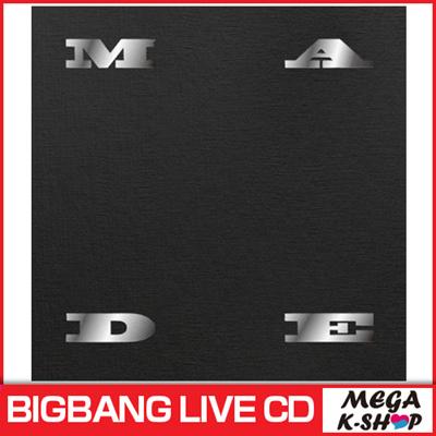 BIGBANG-2016BIGBANGWORLDTOUR[MADE]FINALINSEOULLIVE[2CDフォトブック2冊メンバー別フォトカードランダム1種BIGBANGフォトカード1種]