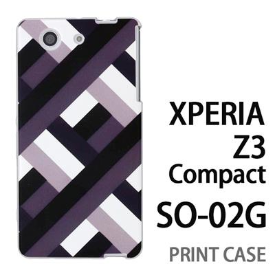 XPERIA Z3 Compact SO-02G 用『0912 cave柄 セサミ』特殊印刷ケース【 xperia z3 compact so-02g so02g SO02G xperiaz3 エクスペリア エクスペリアz3 コンパクト docomo ケース プリント カバー スマホケース スマホカバー】の画像