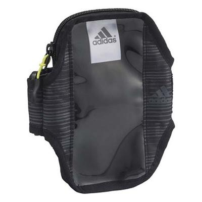 アディダス(adidas) ランニングモバイルポーチ KBQ29 A96079 BLK/グラナイト NS 【アクセサリー バッグ】の画像