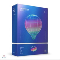 BTS - 2017 BTS LIVE TRILOGY EPISODE III THE WINGS TOUR IN SEOUL CONCERT DVD (3 DISC)