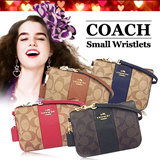 Mother°s Day Sale [The 5th Ave] 18 Designs/Various Colors!! ★•• COACH ••★ Women°s Small Wristlets ★100% Authentic Brand Items★FREE Shipping and FREE Coach Gift Boxes from USA★