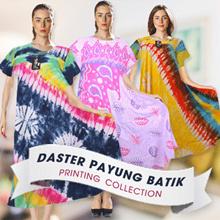 Daster Umbrella Women's Nightshirt Collection - Batik