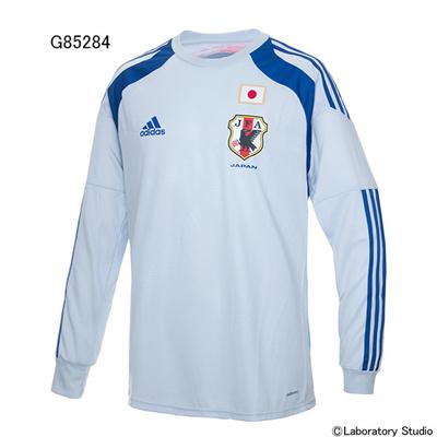 アディダス (adidas) 日本代表ホーム  ゴールキーパージャージ L/S AD647 [分類:サッカー レプリカウェア (日本代表・国内クラブチーム)] 送料無料の画像