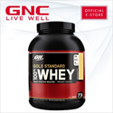 Optimum Nutrition Gold Standard 100% Whey 5 lbs [Whey Protein/Sports Nutrition/Build Muscle/Bodybuilding/Protein Powder]