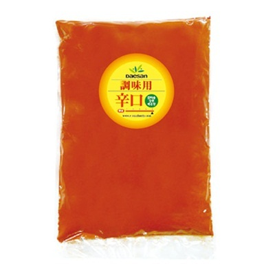 【韓国食品・韓国食材・韓国調味料】 ■大山唐辛子粉(激辛口、調味用-200g)■の画像