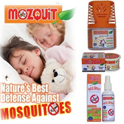 MOZQUIT Mosquitoes Repeller Vaporizer / Gel / Spray!! Natural Non-Toxin..Buy 2 for 1 shipping fee!