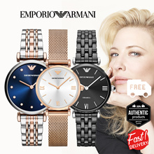*USE 25% OFF COUPONS* [Citi Watches] EMPORIO ARMANI LADIES WATCHES