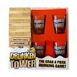DRUNKEN TOWER ドリンキンタワー SA-3407 ブロックの指令に従いガンガン飲み干すゲーム おもしろ雑貨