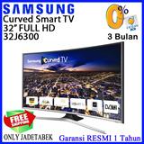 SAMSUNG CURVED SMART TV 32inch FULL HD 32J6300 GARANSI RESMI [Free Shipping ONLY JADETABEK]