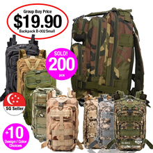 ★Sports Backpack Rucksack Army Bag★[SG Seller] [Camouflage Backpacks]Backpack Men Bags School Bags Travel Bag Laptop Bag Hiking Camping Hiking Trekking Haversack Fast Delivery[Valentine Gift]