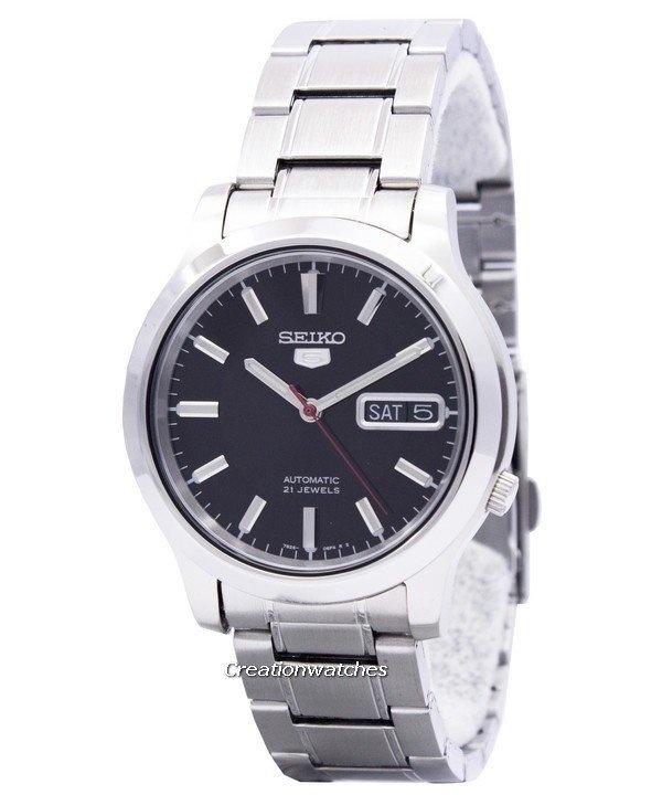 【クリックでお店のこの商品のページへ】SeikoSeiko Automatic SNK795 SNK795K1 SNK795K Mens Watch