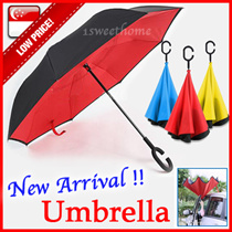 ★★★2017 Automatic Umbrella★★★Auto umbrella/Mini Umbrella/ Inverted Original umbrella/Sg seller