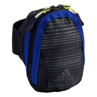 アディダス(adidas) ランニング DMT ポーチ KBQ30 A96082 BLK/ナイトフラッシュ NS 【アクセサリー バッグ】の画像
