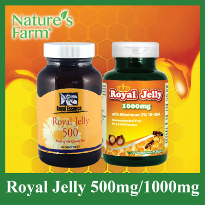 Nature farm royal jelly