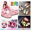 [ORTEZ] Mega Sale★Girls Boys KIDS Baby Jelly Shoe★Ballerina★Scandal★Sport Shoes★ Covered Toe Shoes★