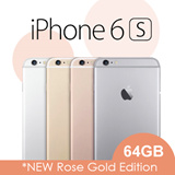 [NEW LAUNCH] APPLE IPHONE 6S 64GB [BRAND NEW SET] 1 YEAR APPLE LOCAL WARRANTY! WHILE STOCKS LAST!