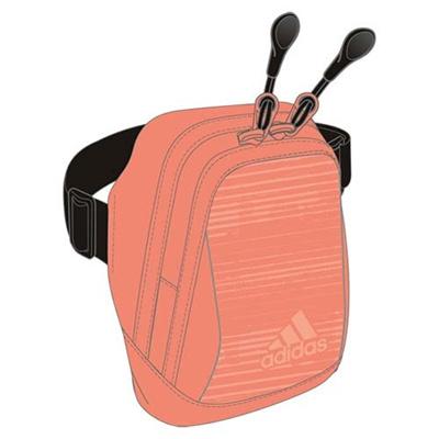 アディダス(adidas) ランニング DMT ポーチ KBQ30 A96083 フラッシュORG S15 NS 【アクセサリー バッグ】の画像