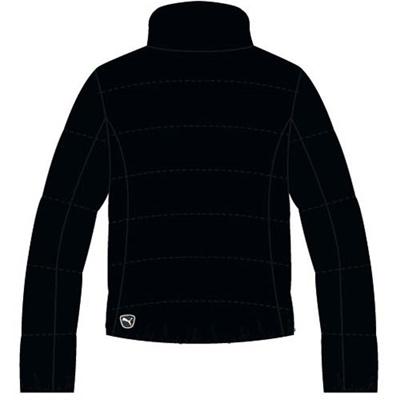 プーマ(PUMA) LITE フーデッドダウンジャケット 831018 01 ブラック 【レディース トレーニングウェア ランニング ブレーカー 防寒】の画像