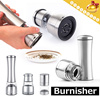 Happy Life▶Covenient Food Grinder◀GDA- Burnisher/Adjustable/Delicious and Fresh/Stainless Steel/Hand Grind/Pepper Mill