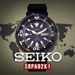 Seiko Prospex Automatic 200m Mens Divers Watch SRPA82K1 SRPA82K SRPA82