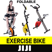 ◣Foldable Exercise Bike◥with your personal exercise bike Home Gym Bike / Cheapest In Qoo10