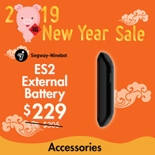 🍊CNY SALE🍊Segway ES2 External Battery | UL2271 Certified✅
