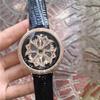 国内発送】送料無料  男女兼用 腕時計 ぐるぐる回転 腕時計 ラインストーン キラキラ  8A91