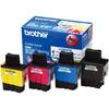 ブラザー インクカートリッジ4色パック LC09-4PK 00881052 〔まとめ買い×3セット〕