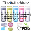 ⭐NEW⭐ High Quality TRITAN Plastic BPA FREE Water Bottle Travel Bottle Sports Bottle [480mL]