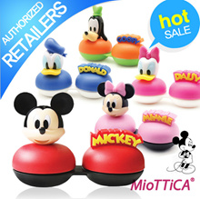 【Disney】 Disney 3D Contact Lens Case / Mickey Mouse / Minnie Mouse / Donald Duck / Daisy Duck / Goofy