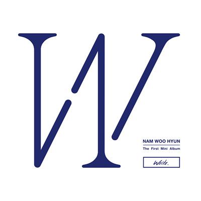 [書留発送]ナム・ウヒョン1stMiniAlbum[Write...]/INFINITE/インフィニット/NamWooHyun