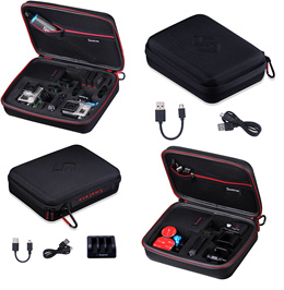 Smatree Power Case For GoPro (3 Year Local Warranty)